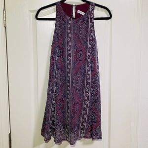 Abercrombie & Fitch Paisley Dress